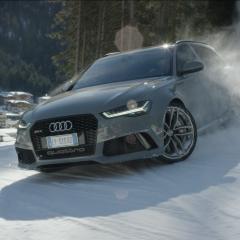 Audi RS6 Campiglio